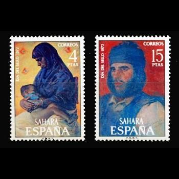 SAHARA. 308/09  DÍA DEL SELLO