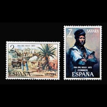 SAHARA. 312/13   PINTURAS
