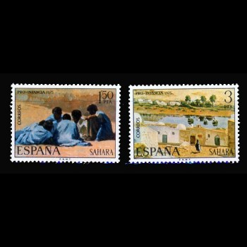 SAHARA. 320/21 PRO INFANCIA