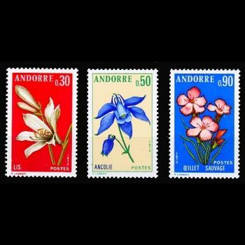 ANDORRA FRANCESA. 250/52...