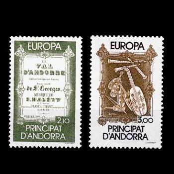 ANDORRA FRANCESA. 360/61...