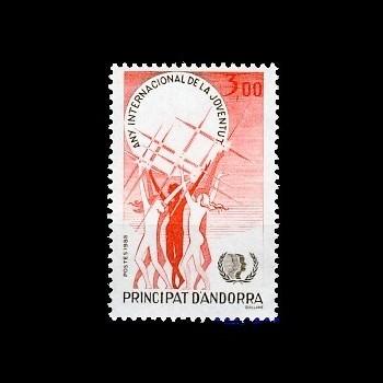 ANDORRA FRANCESA. 362  AÑO...