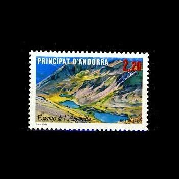 ANDORRA FRANCESA. 372 TURISMO