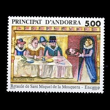ANDORRA FRANCESA. 405...