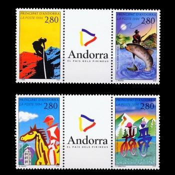 ANDORRA FRANCESA. 468/71...