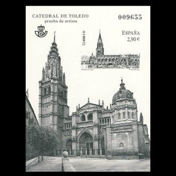 4723P  CATEDRAL DE TOLEDO