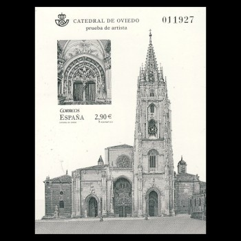 4736P  CATEDRAL DE OVIEDO