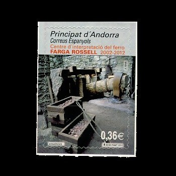 ANDORRA ESPAÑOLA. 391 FORGA...