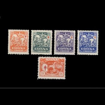 993/97* PRO TUBERCULOSOS. BC.