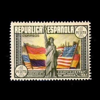 763** ANIVERSARIO DE LA CONSTITUCION DE LOS EE.UU. CN