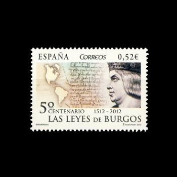 4780 V. CENT. LEY DE BURGOS