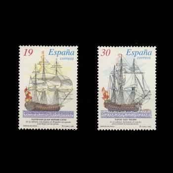 3350/51   SH  BARCOS DE EPOCA