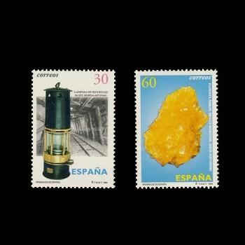 3408/09 MINERALES DE ESPAÑA
