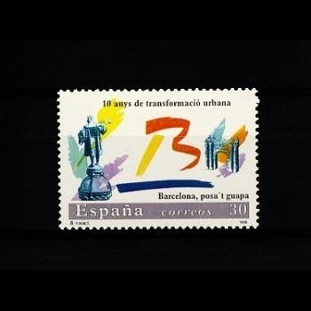 3411 BARCELONA PONTE  GUAPA