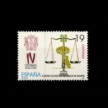 3417  IV  CENTENARIO...