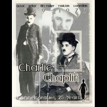 ANTIGUA  Y BARBUDA. CHARLIE...
