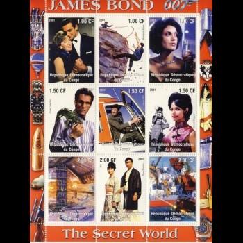 CONGO. JAMES BOND.( II )