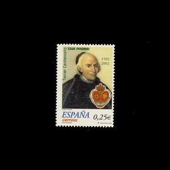 3879 III CENTENARIO DE CAJA...