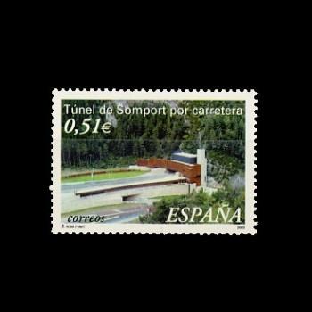 3957 TUNEL  DE SOMPORT  POR...