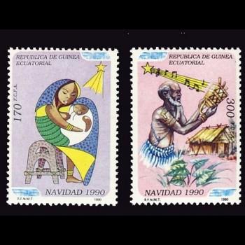 G. ECUATORIAL. 131/32  NAVIDAD