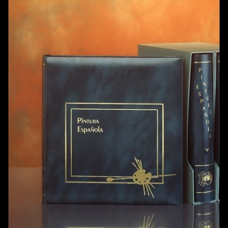 Pintura Española. Álbum  V. Sin  filoestuches.