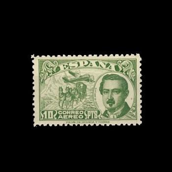 990** CONDE DE SAN LUIS. BC