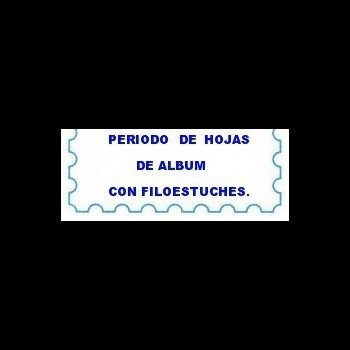 AÑO 1995-1997. MINIPLIEGOS....