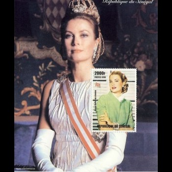 SENEGAL. GRACE KELLY.