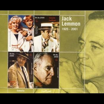 SOMALIA. JACK LEMMON.