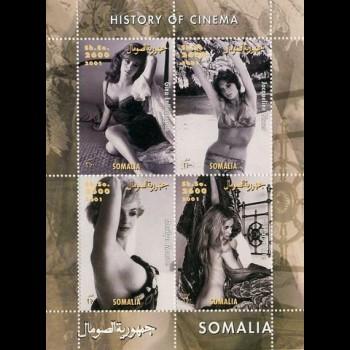 SOMALIA. DIVAS DEL CINE