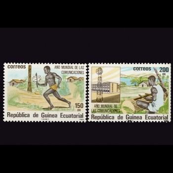G. ECUATORIAL.  45/46 AÑO...