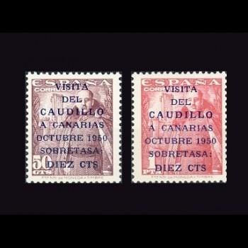 1088/89  CANARIAS TERRESTRE...