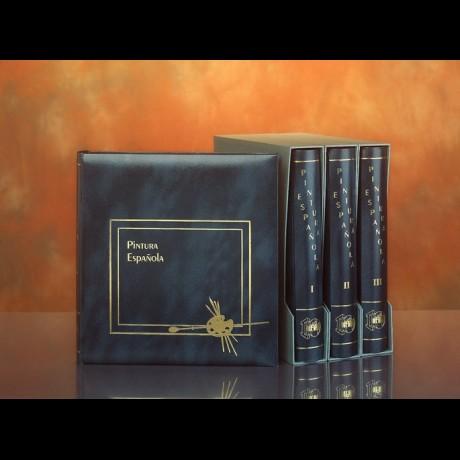 Pintura Española. Álbumes I,II, III. Sin filoestuches.