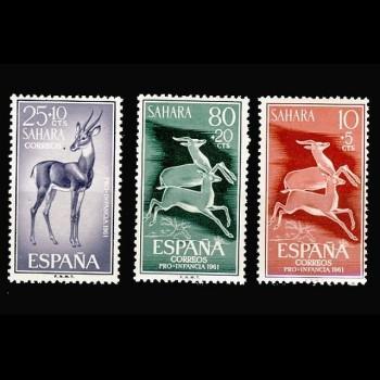 SAHARA. 190/92 PRO INFANCIA