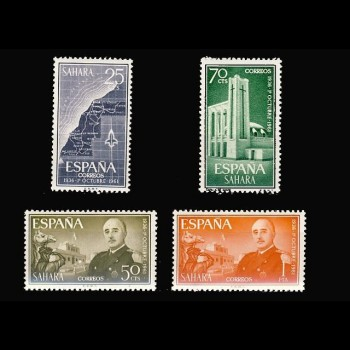 SAHARA. 193/96 ANIVERSARIO DEL ALZAMIENTO DEL GENERAL FRANCO