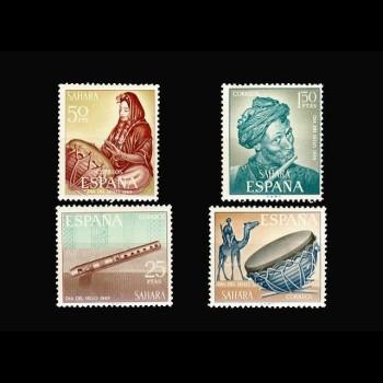 SAHARA. 275/78 DÍA DEL SELLO