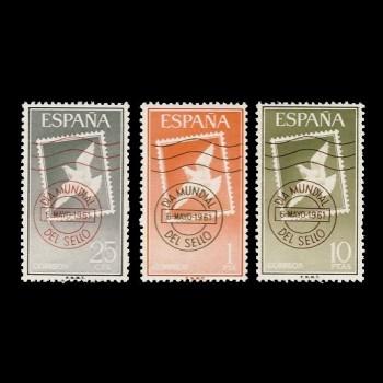 1348/50 DIA MUNDIAL DEL SELLO