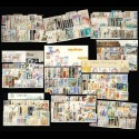 ESPAÑA.  Pack  de diez años completos de  1976  a 1985