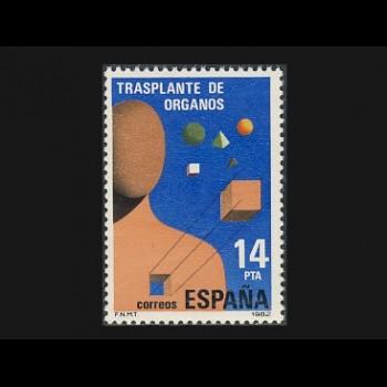 2669 TRANSPLANTE DE ORGANOS