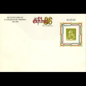 S.E.P.  005  EXFILNA  '86