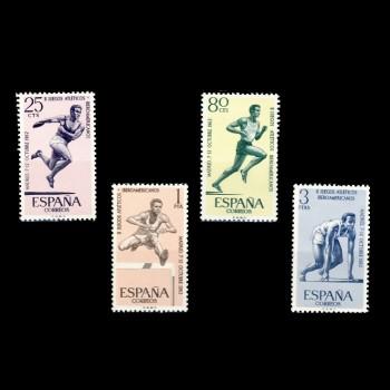 1450/53 II JUEGOS ATLETICOS...