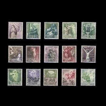 1463/77 MISTERIOS DEL SANTO...