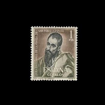 1493 SAN PABLO EN ESPAÑA