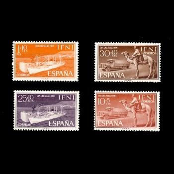 IFNI.   183/186  DÍA DEL SELLO