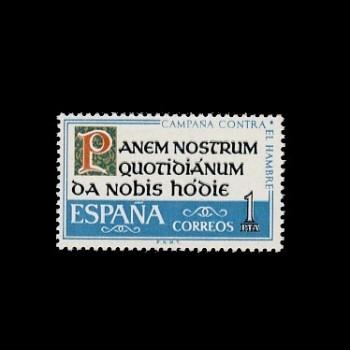 1512 CAMPAÑA CONTRAL EL HAMBRE