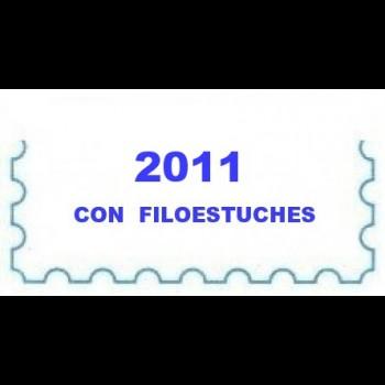 AÑO 2011.TARJETAS ENTERO POSTALES. CARTULINA BLANCA.