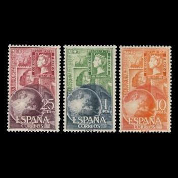 1595/97 DIA MUNDIAL  DEL SELLO
