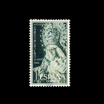 1598 VIRGEN DE LA MACARENA