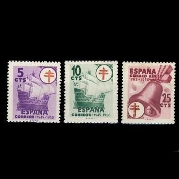 1066/69  PRO TUBERCULOSOS.  BC.