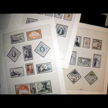 Colección de sellos de Mónaco (1885 - 1995)